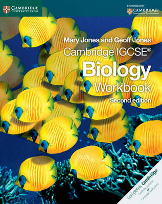 Cambridge IGCSE Biology Workbook - Cambridge International IGCSE (Paperback)