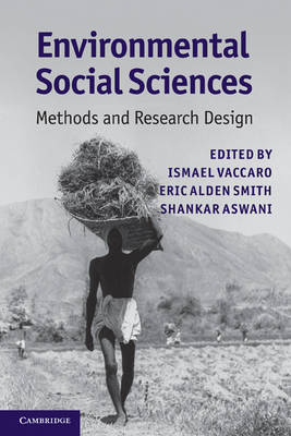 Environmental Social Sciences: Methods and Research Design (Paperback)
