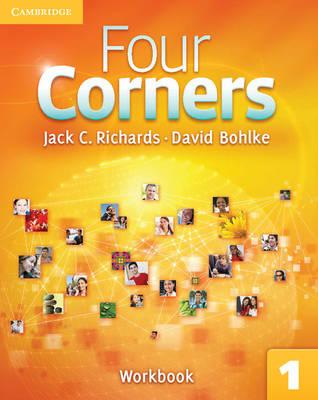 Four Corners Level 1 Workbook (Paperback)