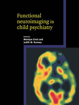 Functional Neuroimaging in Child Psychiatry (Paperback)