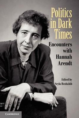 Politics in Dark Times: Encounters with Hannah Arendt (Paperback)