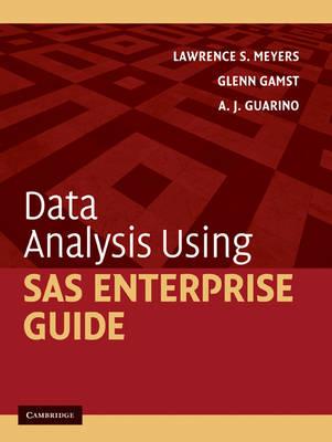 Data Analysis Using SAS Enterprise Guide (Paperback)
