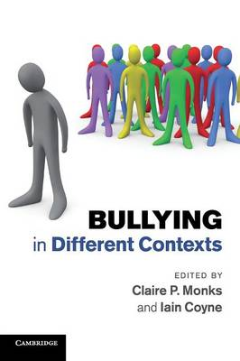 Bullying in Different Contexts (Paperback)