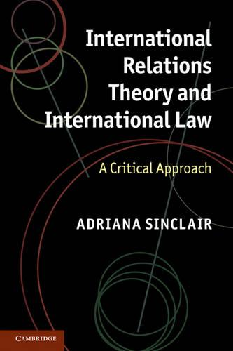 International Relations Theory and International Law: A Critical Approach (Paperback)