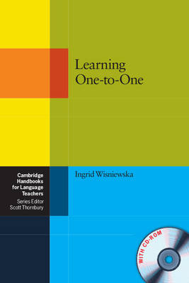 Learning One-to-One Paperback with CD-ROM - Cambridge Handbooks for Language Teachers
