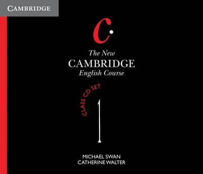 The New Cambridge English Course 1 Class Audio CDs (4): Level 1 - The New Cambridge English Course (CD-Audio)