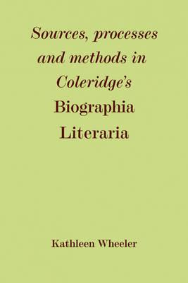 imagination and fancy in coleridge s biographia literaria Biographia literaria: coleridge's theory the biographia literaria was composed at that the difference between imagination and fancy, according to coleridge.