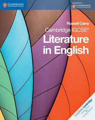 Cambridge IGCSE Literature in English - Cambridge International IGCSE (Paperback)
