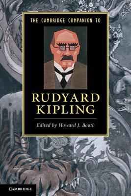 The Cambridge Companion to Rudyard Kipling - Cambridge Companions to Literature (Paperback)