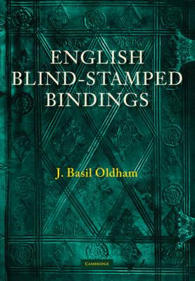 English Blind Stamped Bindings (Paperback)