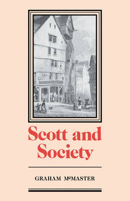 Scott and Society (Paperback)