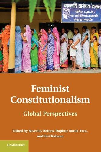 Feminist Constitutionalism: Global Perspectives (Paperback)
