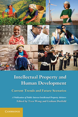 Intellectual Property and Human Development: Current Trends and Future Scenarios (Paperback)