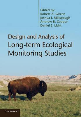 Design and Analysis of Long-term Ecological Monitoring Studies (Paperback)