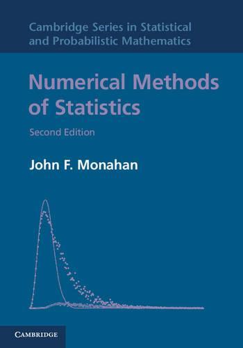 Numerical Methods of Statistics (Paperback)