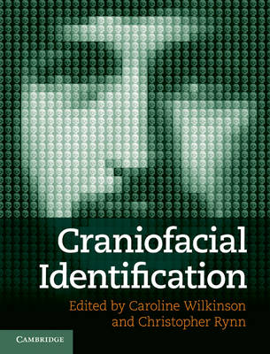 Craniofacial Identification (Paperback)