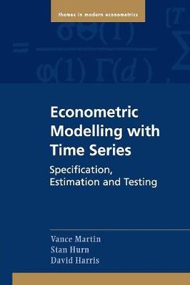 Econometric Modelling with Time Series: Specification, Estimation and Testing - Themes in Modern Econometrics (Paperback)