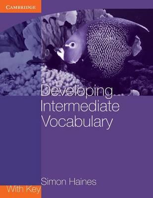 Georgian Press: Developing Intermediate Vocabulary with Key (Paperback)