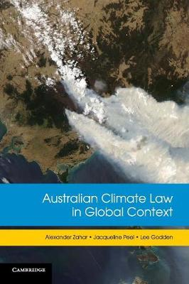 Australian Climate Law in Global Context (Paperback)