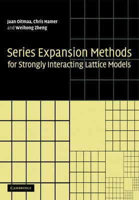 Series Expansion Methods for Strongly Interacting Lattice Models (Paperback)