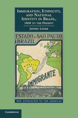 Immigration, Ethnicity, and National Identity in Brazil, 1808 to the Present - New Approaches to the Americas (Paperback)