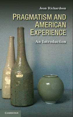 Pragmatism and American Experience: An Introduction (Paperback)