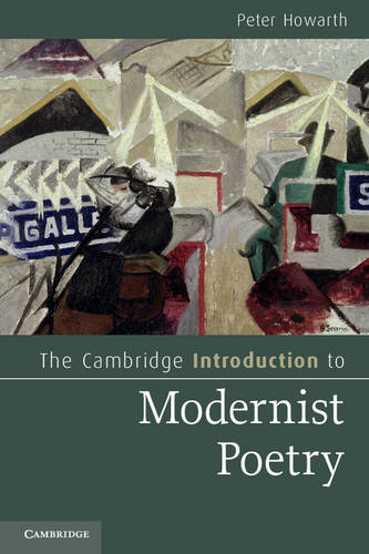 Cambridge Introductions to Literature: The Cambridge Introduction to Modernist Poetry (Paperback)