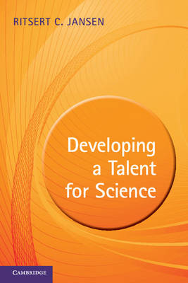 Developing a Talent for Science (Paperback)