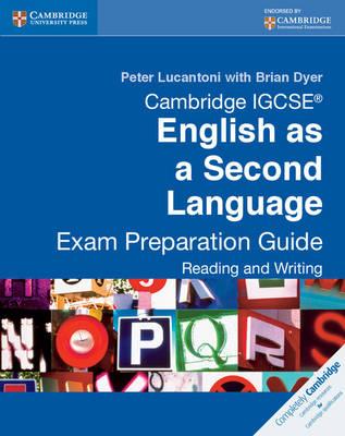 Cambridge IGCSE English as a Second Language Exam Preparation Guide: Reading and Writing - Cambridge International Examinations (Paperback)