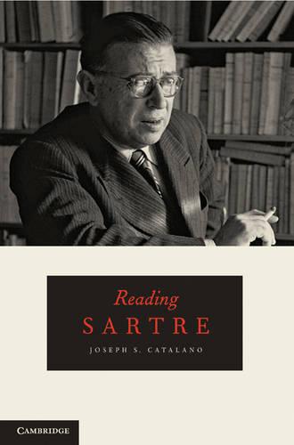 Reading Sartre (Paperback)