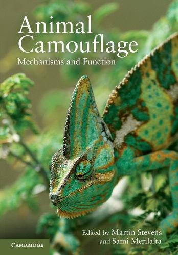 Animal Camouflage: Mechanisms and Function (Paperback)