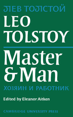 Master and Man (Paperback)