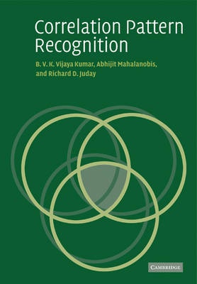 Correlation Pattern Recognition (Paperback)