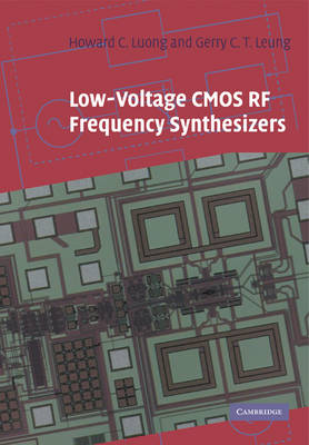 Low-Voltage CMOS RF Frequency Synthesizers (Paperback)