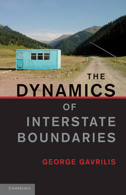 The Dynamics of Interstate Boundaries (Paperback)