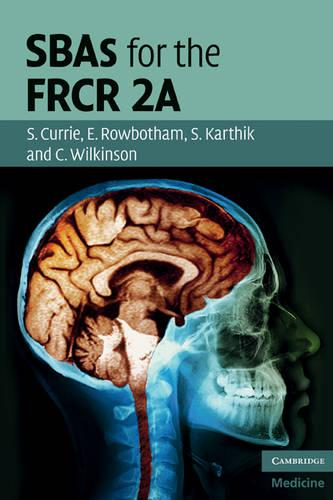 SBAs for the FRCR 2A (Paperback)