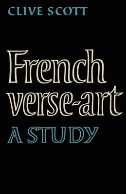 French Verse-Art: A Study (Paperback)