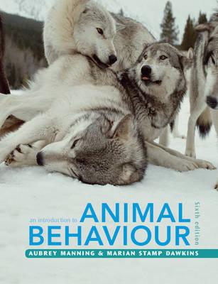 An Introduction to Animal Behaviour (Paperback)