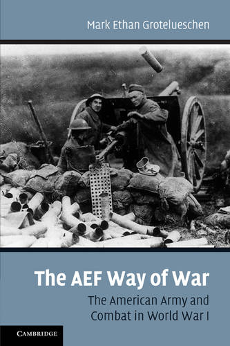 The AEF Way of War: The American Army and Combat in World War I (Paperback)