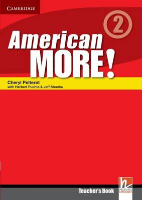 American More! Level 2 Teacher's Book: American More! Level 2 Teacher's Book 2 (Paperback)