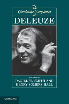 The Cambridge Companion to Deleuze - Cambridge Companions to Philosophy (Paperback)