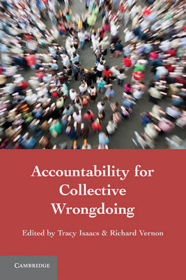 Accountability for Collective Wrongdoing (Paperback)