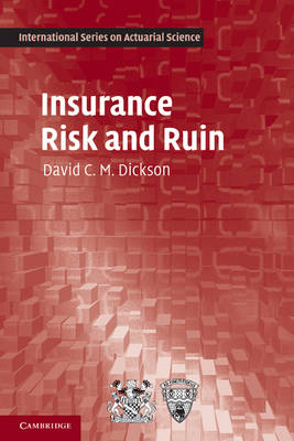 International Series on Actuarial Science: Insurance Risk and Ruin (Paperback)