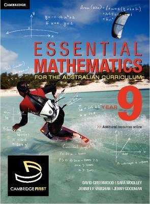 Cover Essential Mathematics: Essential Mathematics for the Australian Curriculum Year 9