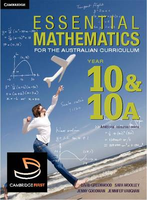 Cover Essential Mathematics: Essential Mathematics for the Australian Curriculum Year 10 and 10A