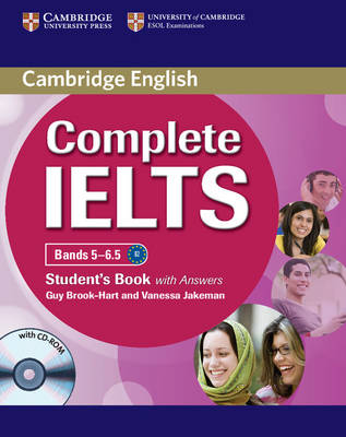 Complete IELTS Bands 5-6.5 Student's Book with Answers with CD-ROM - Complete