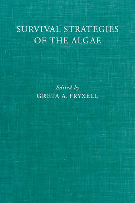 Survival Strategies of the Algae (Paperback)