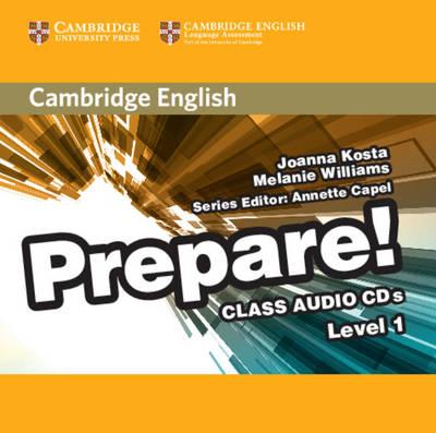 Download Cambridge English Prepare Cambridge English Prepare Level 1 Class Audio Cds Cd Audio Epub Book Epub