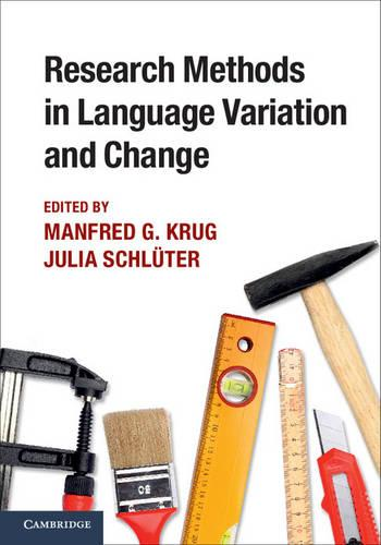 Research Methods in Language Variation and Change (Paperback)