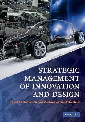 Strategic Management of Innovation and Design (Paperback)